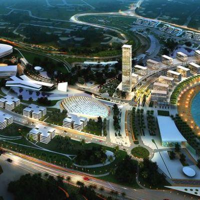 Baie de Cocody: le Marocain Said Zarrou annonce un «joyau architectural» pour Abidjan «perle des lagunes»