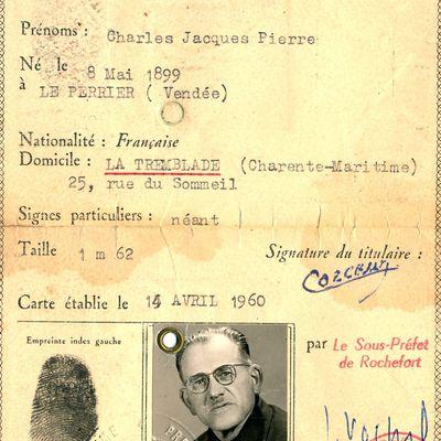Joseph Corcaud,une jeunesse ronçoise