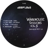 """B1 Hiver - Consequence - DeepLabs 007 - Limited 12"""" Vinyl by DeepLabs"""