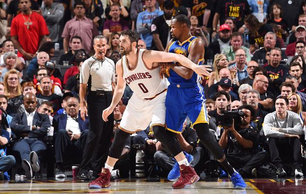 Kevin Love, la force tranquille des Cavaliers