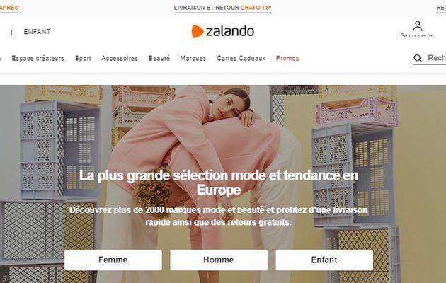 E-commerce : Zalando propose de l'occasion à son tour !