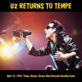 U2 -ZOO TV Tour -10/04/1992 -Tempe -USA -Activity Center - U2 BLOG