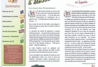 Flash Info Rando d'Equiberté 79
