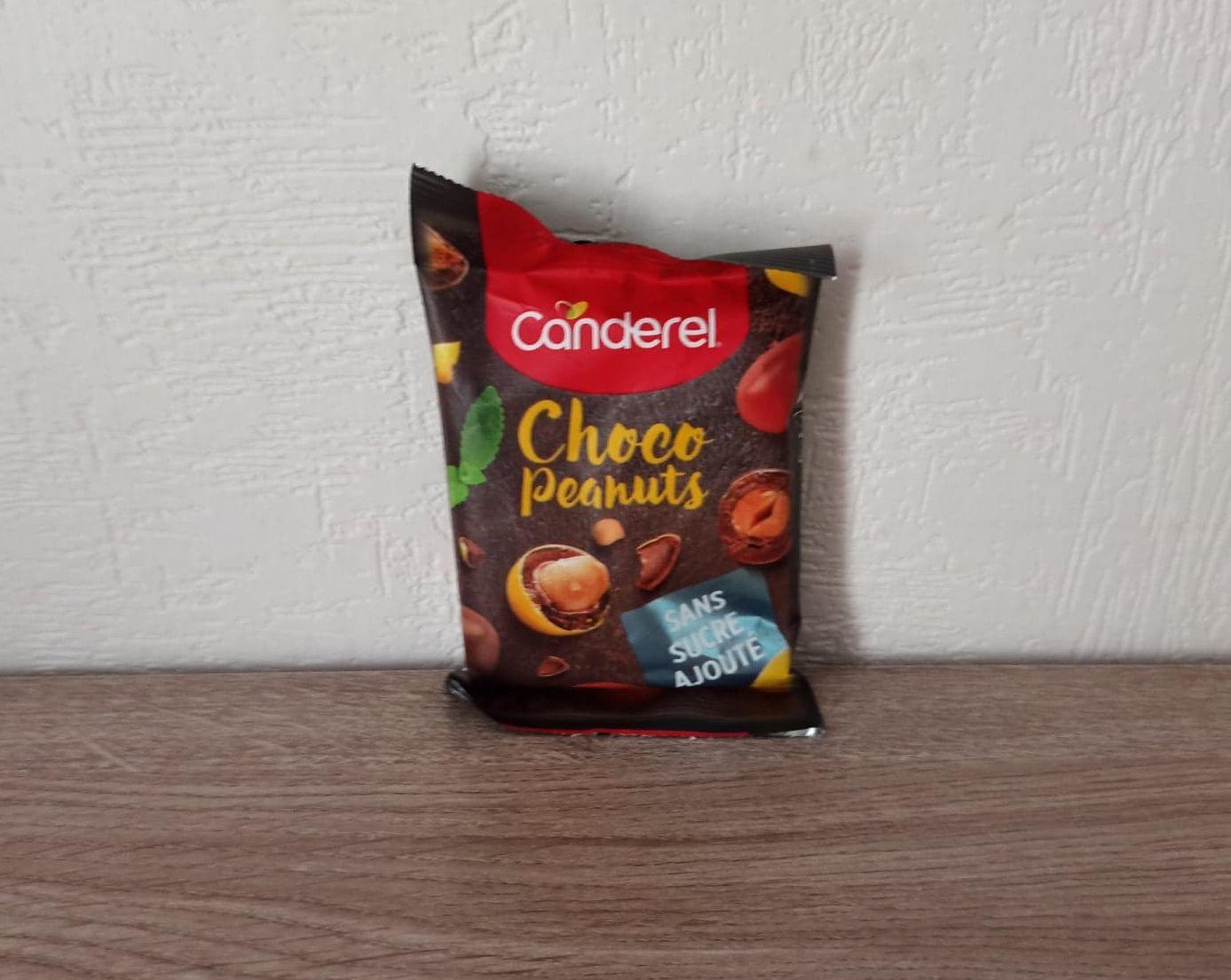 Choco Peanuts CANDEREL