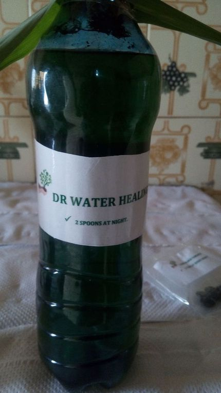 WELCOME TO DR WATER HERBAL HOME