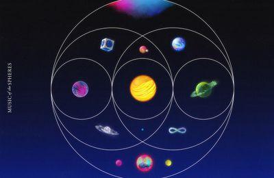 Coldplay est de retour avec « Music Of The Spheres » !