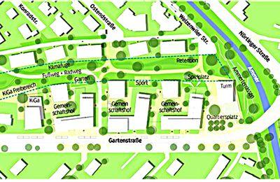 Queck-Areal - Informationen am 10. November 2020