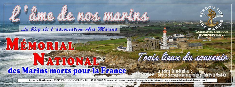 Le blog  de l'association Aux Marins