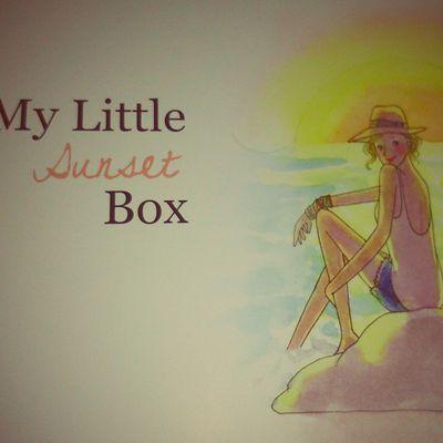My Little Box - Août 2014