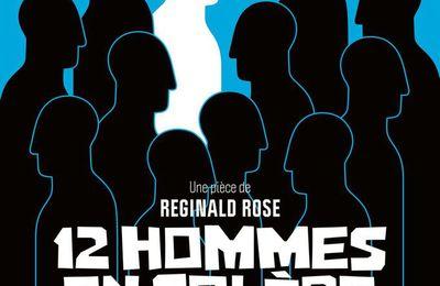 12 hommes en colère - pièce de Reginald Rose