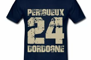 T-Shirt Périgueux 24 BM