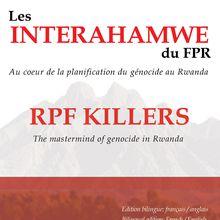 Vient de paraître: Les Interahamwe du FPR- RPF Killers (Jean Kambanda)