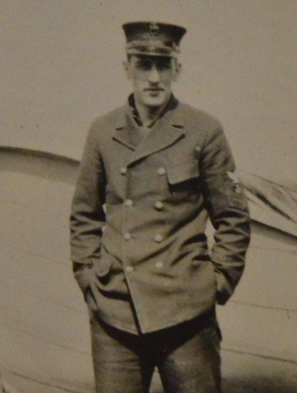 1917 - Quand les américains arrivaient en France...
