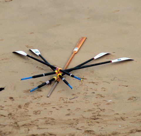Championnats d'Europe de Surf Boat, Newquay (GB) 05/09/20009