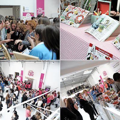 Salon du Blog Culinaire à Paris et brunch à la cantine Soya