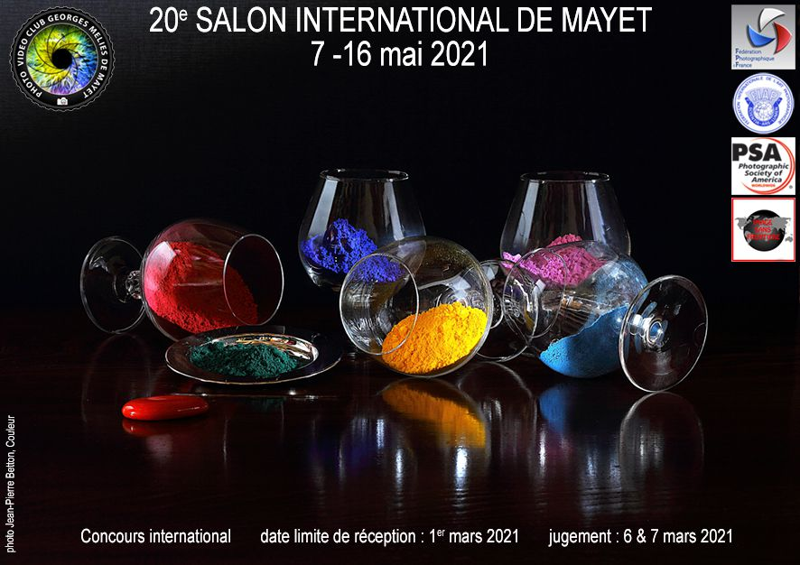 ANNULATION du 20ème salon international de la photographie de Mayet