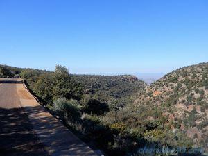 Cascades d'Immouzer (Maroc en camping-car)