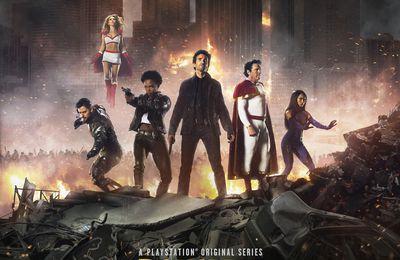 Critiques Séries : Powers. Saison 2. BILAN.