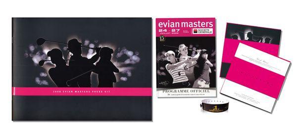 Album - EVIAN MASTERS 08