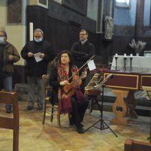 St André les Alpes: Le festival Asse Arcadie enchante l'église paroissiale