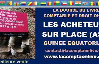 LES ACHETEURS SUR PLACE DE LA GUINEE EQUATORIALE