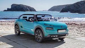 Automobile : Citroën C4 Cactus bientôt une nouvelle version