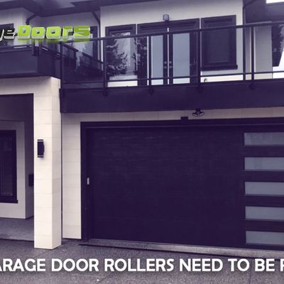 Do My Garage Door Rollers Need To Be Replaced