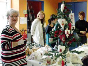 Premier Marché de Noël à Algrange en 2010