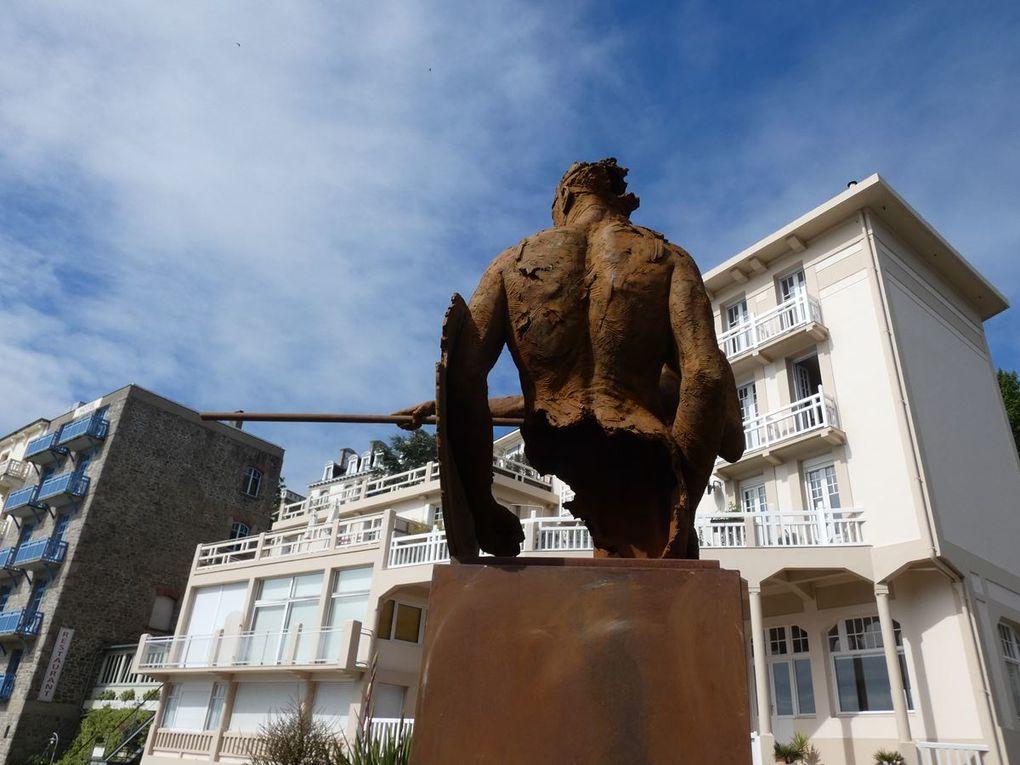 Ouverture du Chemin des Arts à Dinard