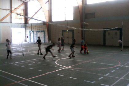 Initiation au volley-ball