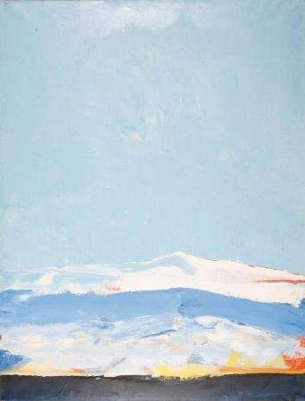 Stael -Paysage Antibes
