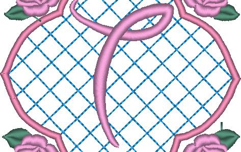 ABC aux 4 roses: la lettre T