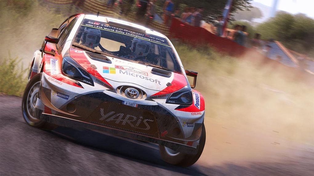 WRC 7 - L'eSports pour le grand public mais, ...