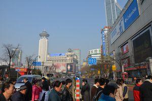 People's Square 人民广场站