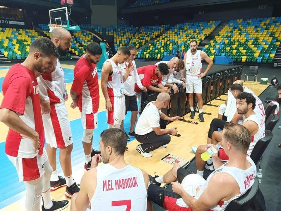 AfroBasket 2021 : le Sud-Soudan tient tête à la Tunisie en match d'exhibition à Kigali