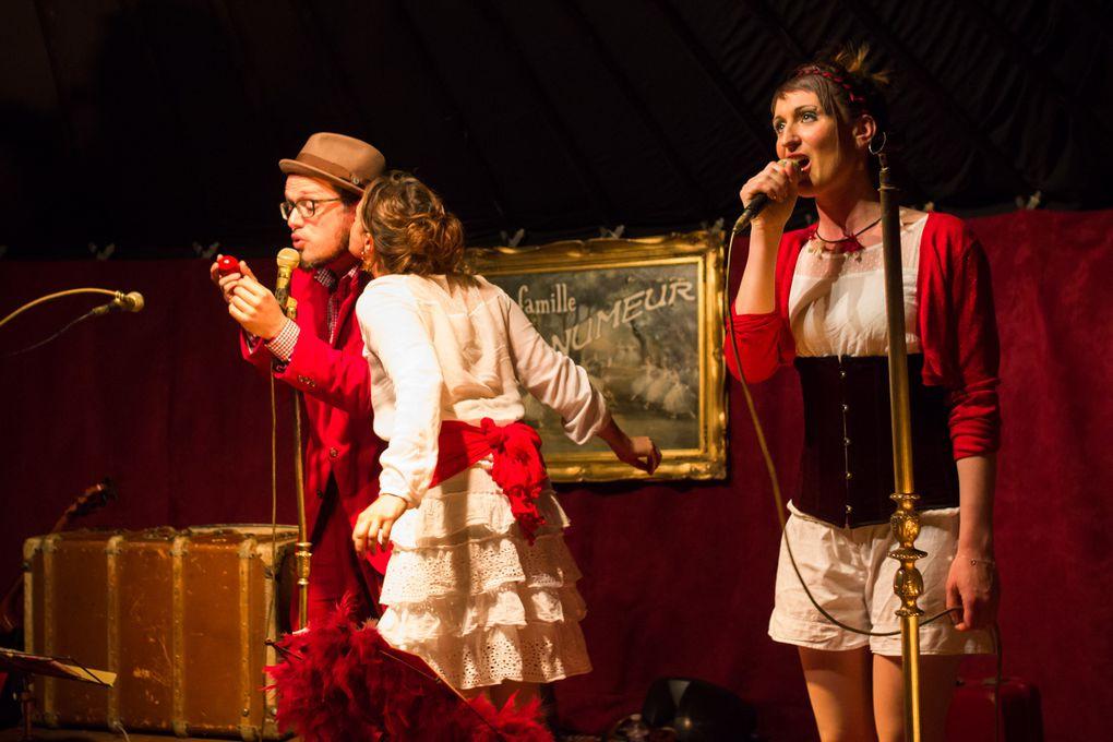 Les Bonumeur de retour du festival PrinTemps de Paroles !
