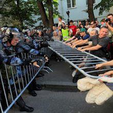 Russie : l'opposition anti-russe teste son poids en préparation des prochaines présidentielles. Par Karine Bechet-Golovko