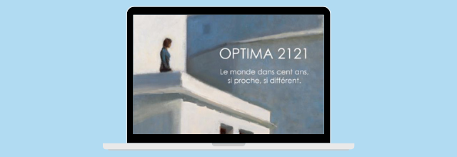 Optima 2121 un roman d'anticipation signé Thierry Schwab