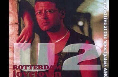 U2 -Lovetown Tour -06/01/1990 -Rotterdam  Pays-Bas - Ahoy