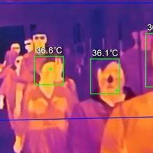 Caméras thermiques et Covid-19 : Le conseil d'état dit NON ! [Sauf si cela n'est pas obligatoire, sans manipulation des résultats]