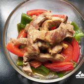 Sauté de porc à l'italienne - Les Gralettes