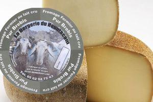Rappel produit : Ensemble de fromages de marque La Bergerie du HOUNTACAM