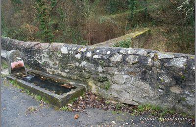 La dernière source d'Auzon ou la source miraculeuse de Sainte Vérène