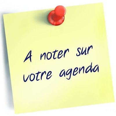 Informations du 28 sept au 4 oct