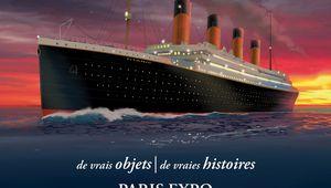 L'expo Titanic s'installe à Paris tout l'été