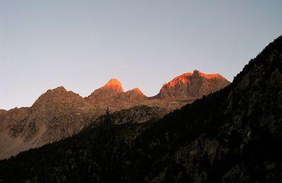 Voyage au picos de Infiernos