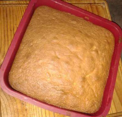 Le gâteau de Ma Grand-Mère