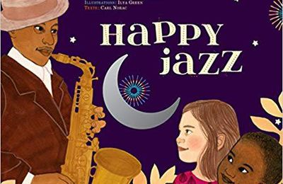 [Livre-CD] Happy Jazz