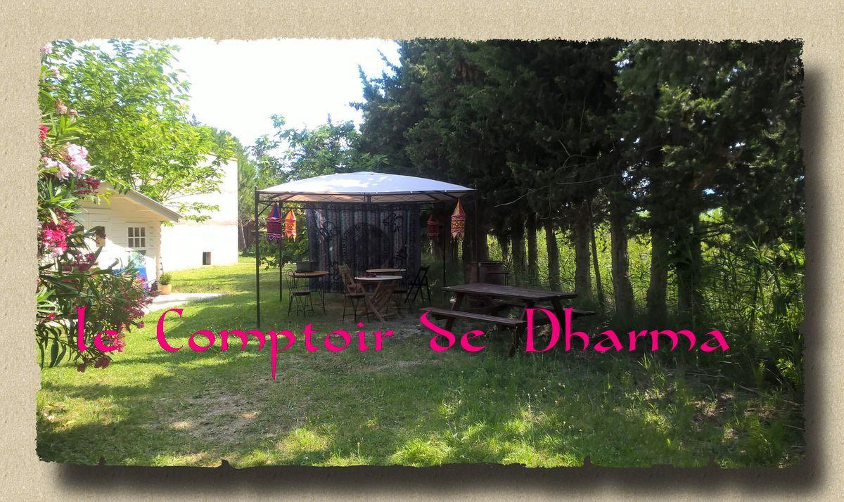 Activités du Comptoir de Dharma