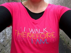 I Walk, Therefore I Am (je marche, donc je suis)